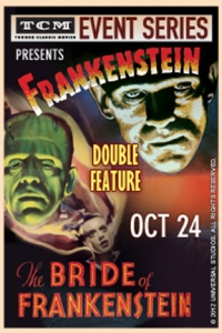 Frankenstein Bride of Frankenstein Double Feature