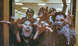 Dawn of the Dead original elevator