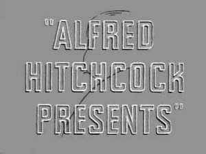 Alfred Hitchcock Presents logo title scren
