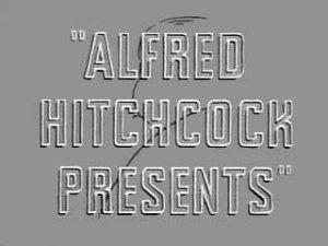 Alfred Hitchcock Presents logo title scren